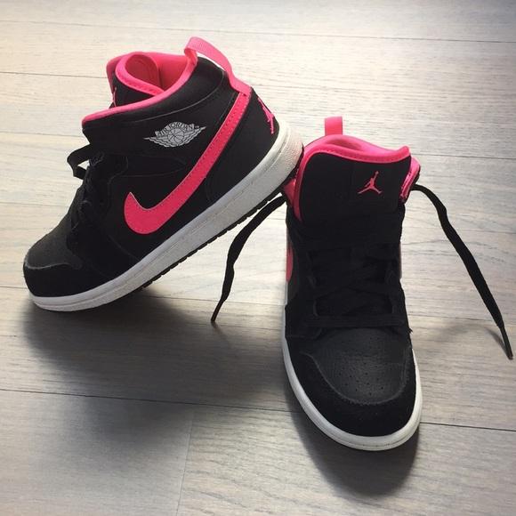 Like new girls Air Jordans